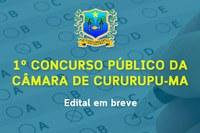 1º Concurso Público da Câmara Municipal