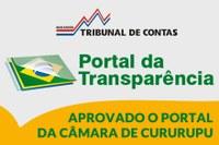 Câmara e transparência administrativa