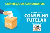 Candidatos ao Conselho Tutelar 2019