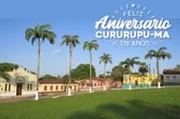 Feliz Aniversário Cururupu - 178 anos!