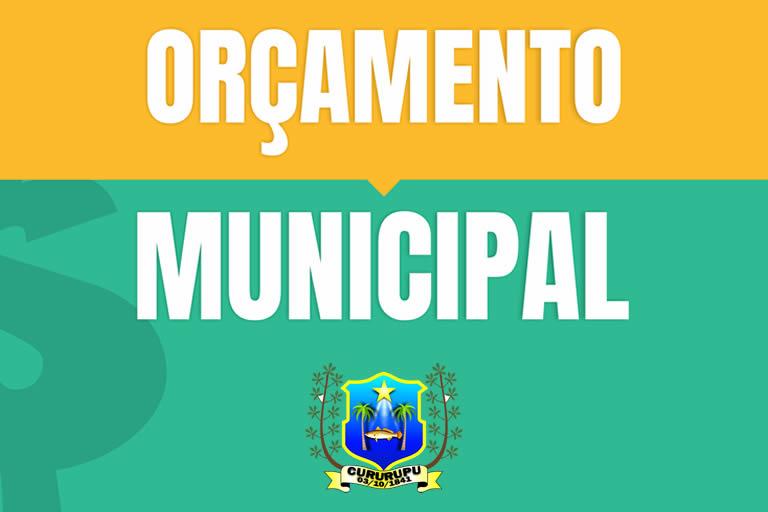 Orçamento Municipal