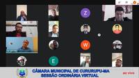 Sessão Virtual conta com a participação de secretários e assessores