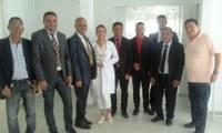 Vereadores conhecem novas instalações da Santa Casa de Misericórdia de Cururupu
